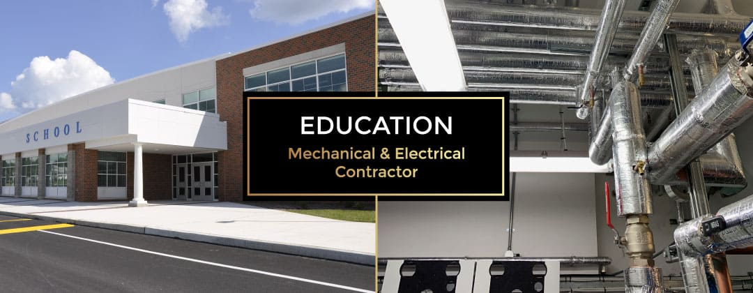 School Mechanical & Electrical Contractors